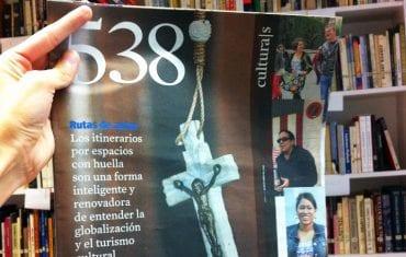 Ruta de autor al Culturas de La Vanguardia