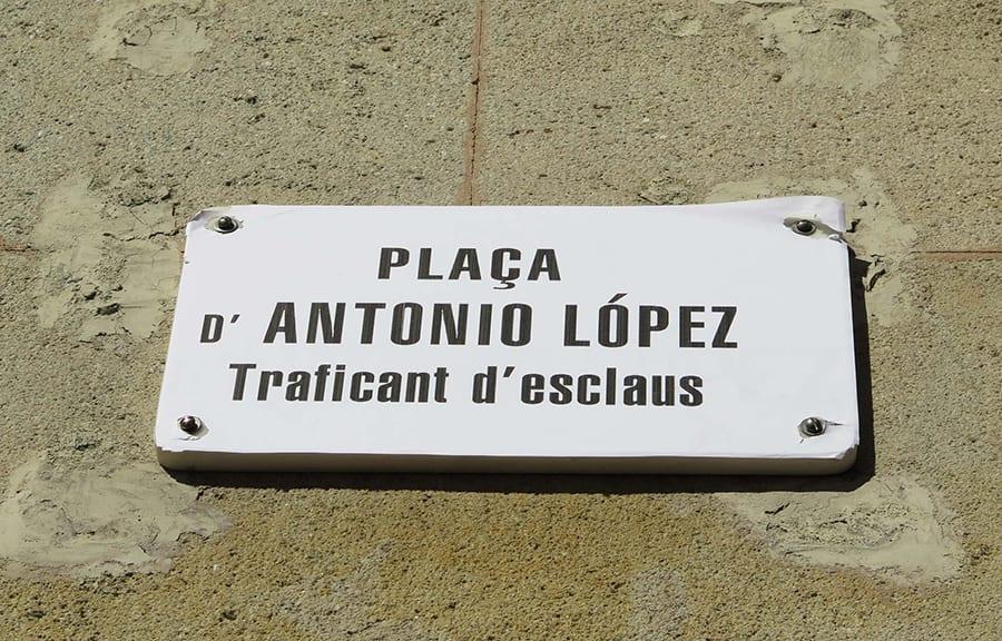 Antonio_Lopez_marquesComilla_Esclavo_Rutadeautor